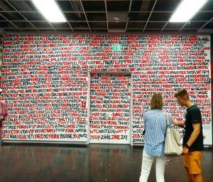 @djphekt for 'Takeover - Street Art & Skateboarding' @wienmuseum . . . . #streetart #wallart #igersvienna #igerswien...