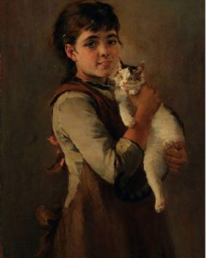 Aren't they sweet? On today's #WorldCatDay we do not want to deprive you of this lovely portrait...