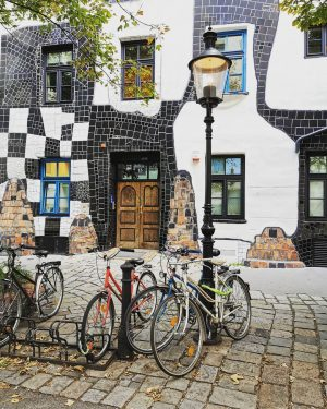 Wien Kunsthaus 🏫 #wien #wien🇦🇹 #wienmuseum #wienna #wienkunsthaus #hundertwasserhaus #hundertwasser #vienna_austria #vien #vienna