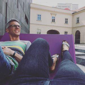 Wir 2. In Wien. #husbandandwife #zweisamkeit #vienna #saturday #grosstadtflair #qualitytime #wir2 #dreamteam