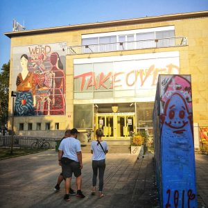 Instawalk zu Takeover – Street Art & Skateboarding . . . #wienmuseumtakeover #WienMuseum ...