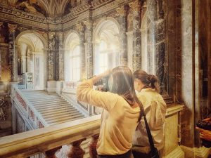 Early Mornings at #kunsthistorischesmuseum #vienna 🌅 @likakademie visited us recently, during their summer photo academy. The participants...