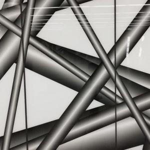 U-Bahn in Schwarz Weiß #cityart #moderncity #karlsplatz #ubahnwien #blackandwhite #tubes #underground