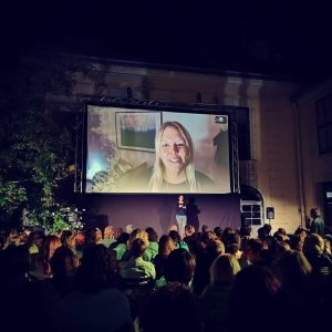 Anette Sidor zugeschaltet aus Stockholm hat gestern Abend mit uns über ihren Film FUCK YOU, das Aufbrechen...