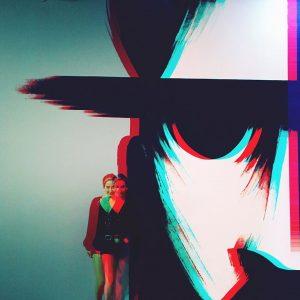 👀 #doubletrouble #eyes #looks #golif #destruction #streetart #skate #takeover #art #rgb #wienmuseumtakeover #wienmuseum @golifgolif