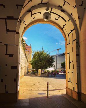 😍#summerinvienna 😎 #strollingaround #museumsquartier #mqwien #creativespace #architektur #art #architecture #kunst #design #natureinthecity #instatrees #enjoythemoment #itsinthedetails #wien #wienliebe...