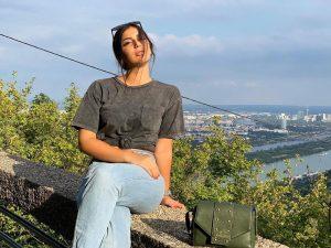 𝕹𝖔 𝖋𝖊𝖆𝖗 𝖔𝖋 𝖍𝖊𝖎𝖌𝖍𝖙𝖘 | #view #nature #vienna #igersvienna #igersaustria #ootd #lotd #casual #offday #sky #cloud