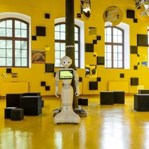 Today 💛 20 August 2019: Big Data: Dictatorship of the Data @mak_vienna 💛💛 ...