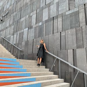 #wien #city #museum #museumquartier #themuseumofmodernart #egoistfashion @egoistfashion_ #unnamable #marsellshoes #kuboraumsunglasses #architecture
