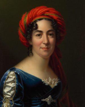 KAROLINE PICHLER, eine der wichtigsten österreichischen Schriftstellerinnen, wurde heute vor 250 Jahren in ...