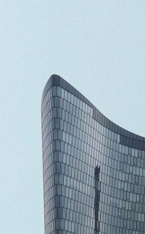 Remember Me 08/19 Office Tower Hoch Zwei | OMV Headquarter | Vienna | Austria by Henke Schreieck...