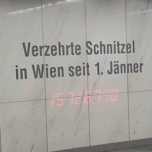 Und wieviele habt ihr bis jetzt gegessen ? 😄 #schnitzel #wienliebe #potd #picoftheday ...