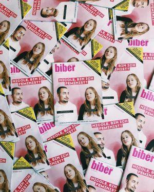 😱ALO AUFGEPASST! Das neue biber Magazin ist draußen 🥳 und ab morgen in ...