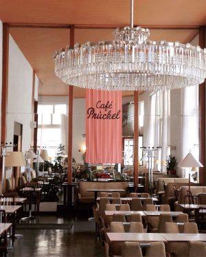 Breakfast in the 50's 🍭#cafeprückel #wien #vienna #vienne #austria #autriche #europa #europe #foodtraveller