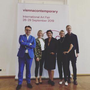 MQ in Wien viennacontemporary #team PK Mittwoch, 18. September 2019 | 9:30 Uhr ...