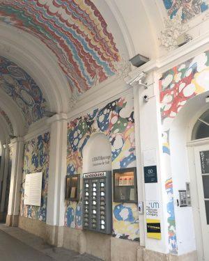 #LiteraturPassage #MQ #Wien