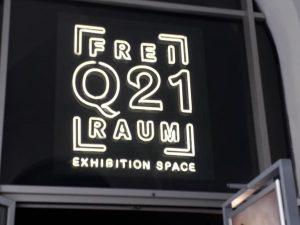 24.h. #viennacity #vienna🇦🇹 #mqvienna #mqwien #contemporary #conteporaryart #collage #bildendekunst #installation #artartland #artshow #installationart ...