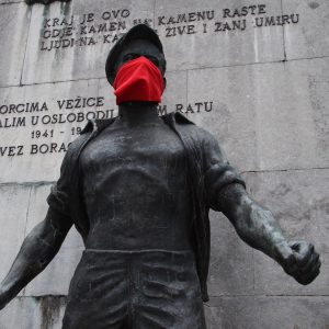 To see at #viennacontemporary2019 with @nomegallery. Image: Igor Grubic, 366 Liberation Rituals (Scarves and Monuments), 2008, Courtesy...