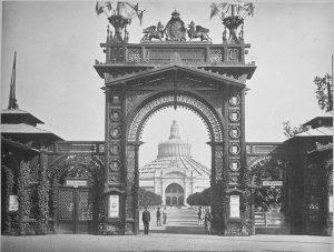 Heute vor 82 Jahren, am 17.9.1937, brannte die Rotunde! Rotunde 1873|2018. Mit der Ausrichtung der Weltausstellung 1873...