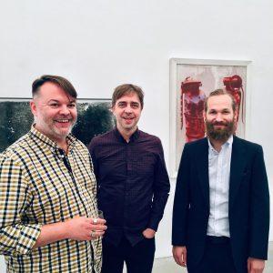 es geht um. Eine Ausstellung des Institut für Betrachtung in der Wiener Galerie ...