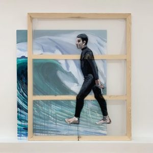 One more of our viennacontemporary2019 programme`s highlights. The new «Untitled» work (2019) by ...
