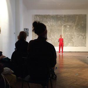 heimat. körper. reflexion. #performancebrunch #reginapicker 5 jahre. great show #vaginasimdirndl #volkskundemuseumwien #wirsindüberall #ticklethemuseum