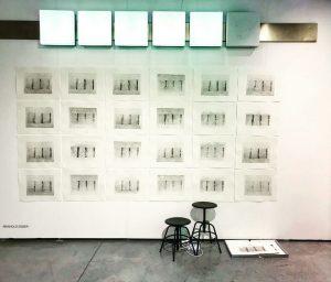 @viennacontemporary @one_gallery_sofia @reinhold_zisser #artist #contemporayart #gallery #museum #conceptualart #2019