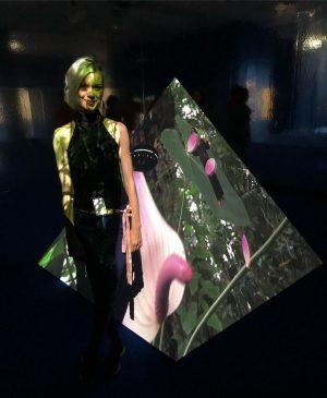"""""""Hysterical mining"""" exhibition @kunsthallewien - thanks for the invitation! #kunsthallewien #kunst #art #modernart ..."""