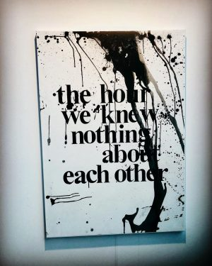 join the conversation. @viennacontemporary @johannachromik @bonvicinimonica #monicabonvicini @galeriekrinzinger #viennacontemporary2019 #contemporaryart #preview #artfair #arts #gallery #vienna #igersvienna #igersaustria