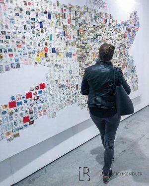 #Viennacontemporary – 110 #Galerien aus 26 Ländern. Vom 26.09 bis 29.09.2019 stand die ...