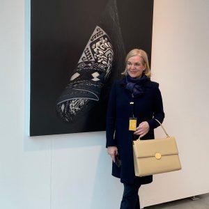 Viennacontemporary. #sultanadlerberlin #michaelschultzgallery #viennacontemporary #artist #artcollection #international art
