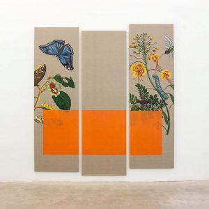 @gabriela_bettini_l se suma a la nómina de artistas de la galeria @sabrinaamrani. #gabrielabettini ...
