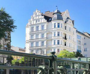 Wien 💙 #altbau #architettura #architektur #naschmarkt #wienzeile #casa #igersvienna