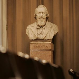 Today's the day! We finally start the new season with Brahms - former ...