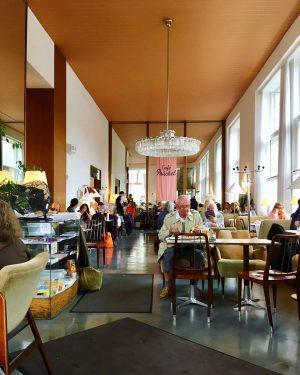 Café Prückel's clientele is a melange of misfits, octogenarians, and utterly bewildered tourists. ...
