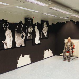 #bueroweltausstellung #parallelvienna #franzgraf #specialroom #andmanymore #tba #EG.18 #opening #24092019