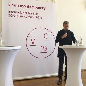 MQ in Wien viennacontemporary @markusproschek #krejicharald PK Mittwoch, 18. September 2019 | 9:30 ...
