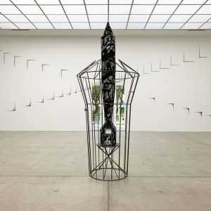 Tillman Kaiser's show takes off at Secession Vienna, whilst incorporating a rocket by ...