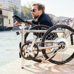 Staatspreis Design 2019 an @vellobike für VELLO Bike+ Titan, von Valentin Vodev, Wien. ...