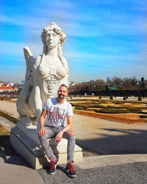 #belvedere #museum #vienna #austria #sphinx #europe #traveller