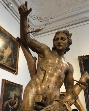 Giovanni Giuliani, San Sebastiano, 1710/12