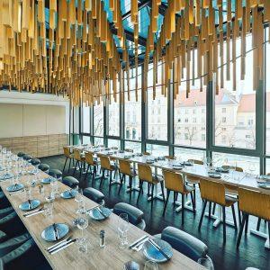 Plane Dein Event im Herzen des Museumsquartieres im CAFÉ LEOPOLD /// ob Firmen-Event, Präsentation, Geburtstagsfeier, Abschlussparty, wir...