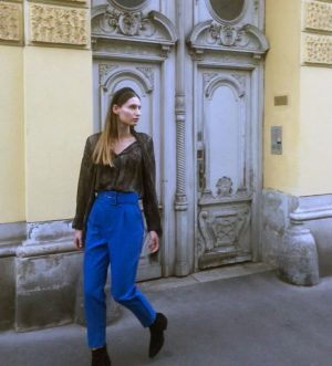 🃏#vienna #fashionweek #streetstyle #fashion #tb #polishgirl