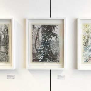Two more days to visit us at PARALLEL VIENNA Art Fair starts today at 12 pm! Visit...