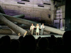 """Großartig! """"Der Weibsteufel"""" von #KarlSchönherr #Regie #martinkusej #tobiasmoretti #birgitminichmayr #wernerwölbern #schauspiel #bühne #dramatiker ..."""