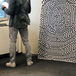 Visit David Eisl's work at Parallel room 3.02 #parallelvienna #wopwien #worksonpaper #davideisl @davideisl @wopwien @parallelvienna