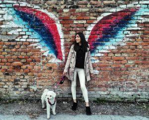 Mein Engel mit vier Beinen und ganz viel Fell!🐾😇