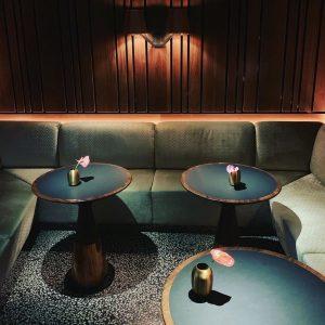 #restaurant #bar #vienna #hoteldastriest #interiordesign #green #velvet #woodpanels #drinks #nightlife #AH!@mksalzburg @dastriest Porto - Bistro & Bar