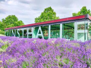 Kunsthalle. #travel #travelgram #shotononeplus #discover #worldwide #explore Kunsthalle Wien Karlsplatz