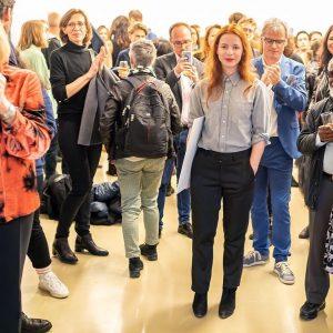 Mariya Vasilyeva ist die Gewinnerin des Ö1 Talentestipendium für bildende Kunst 2019! 🎉 ...